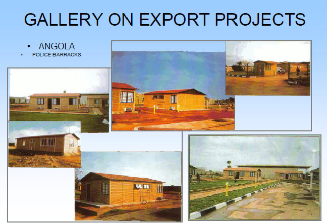 Export Projects